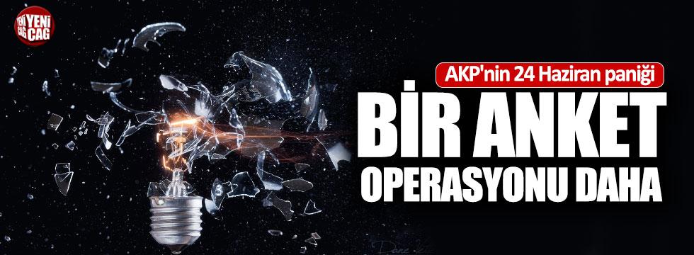 AKP'nin 24 Haziran paniği devam ediyor