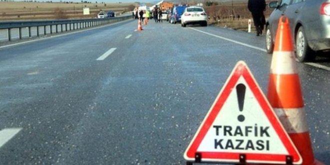 Kastamonu'da trafik terörü 5 kişi öldü