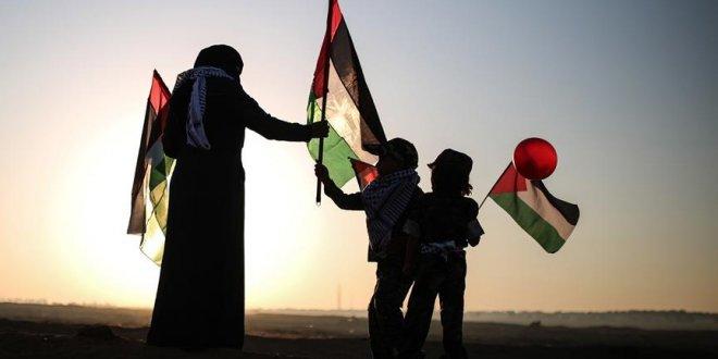 Çin'den 'Filistin'e destek' açıklaması