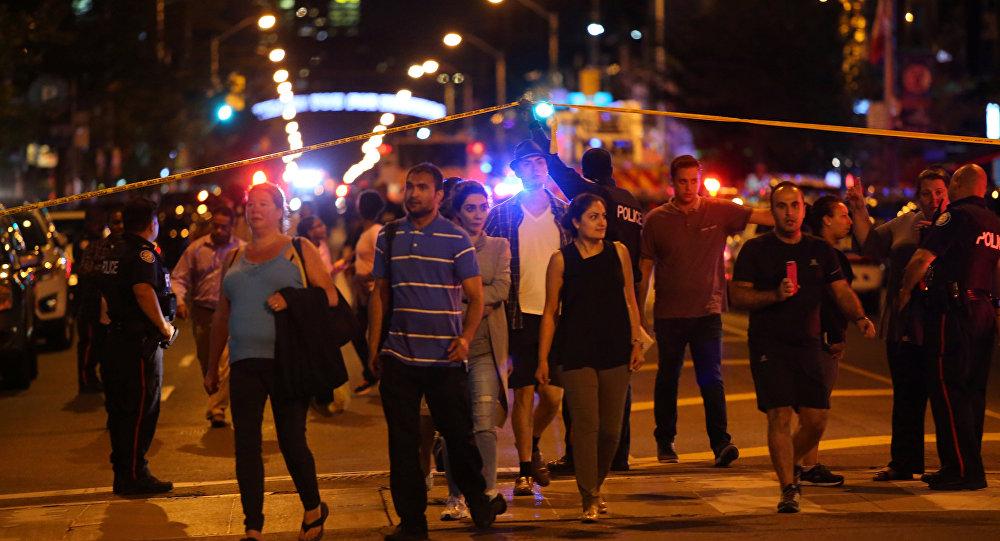 Toronto'da silahlı saldırı