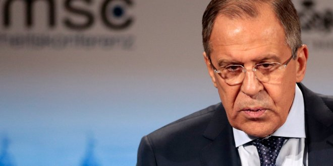 Lavrov'dan ABD'ye İran eleştirisi