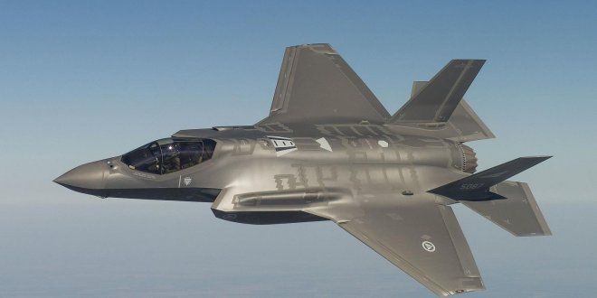 ABD, F-35 uçuşlarını durdurdu
