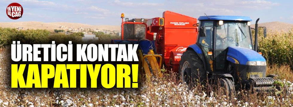 Çiftçiyi vuran döviz traktör ve biçer alımını da etkiledi