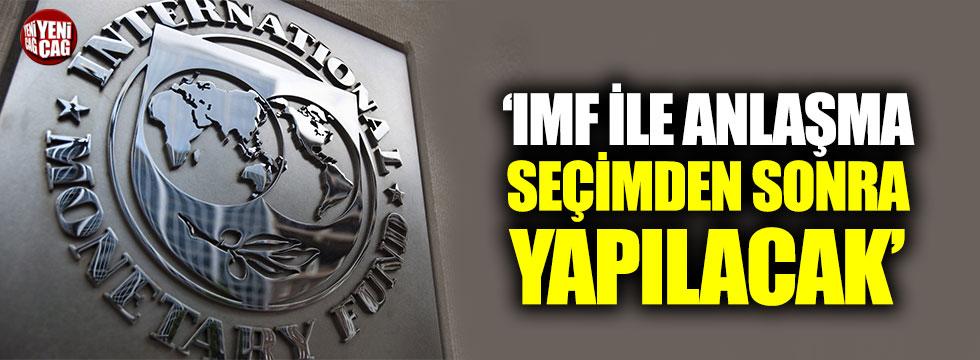 CHP'li Bekaroğlu'ndan IMF açıklaması