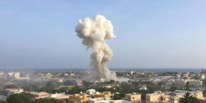Somali'de otele saldırı: 17 ölü