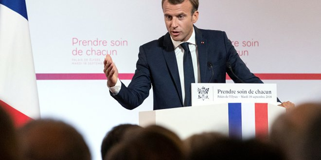 Macron'a suikastın ayrıntıları ortaya çıktı