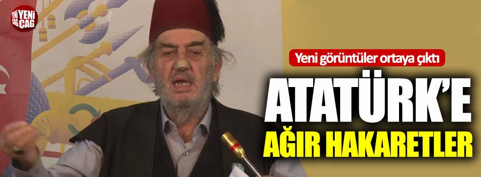Sözde tarihçi Kadir Mısıroğlu'ndan Atatürk'e skandal sözler