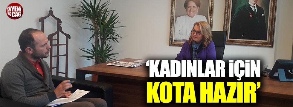 İYİ Parti'de kadın adaylara özel kota