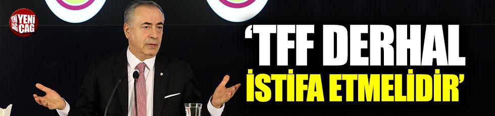 Mustafa Cengiz: Federasyon istifa etmelidir!