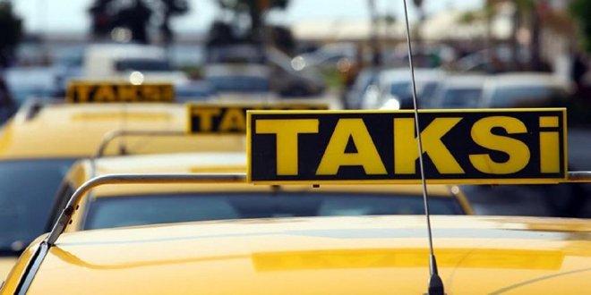 Tüküren taksicinin cezası belli oldu
