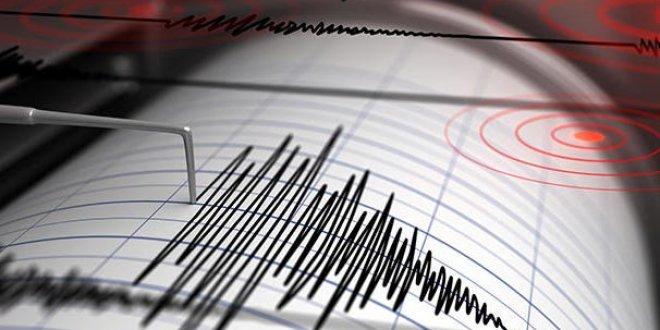 Endonezya'da 6.3 şiddetinde deprem