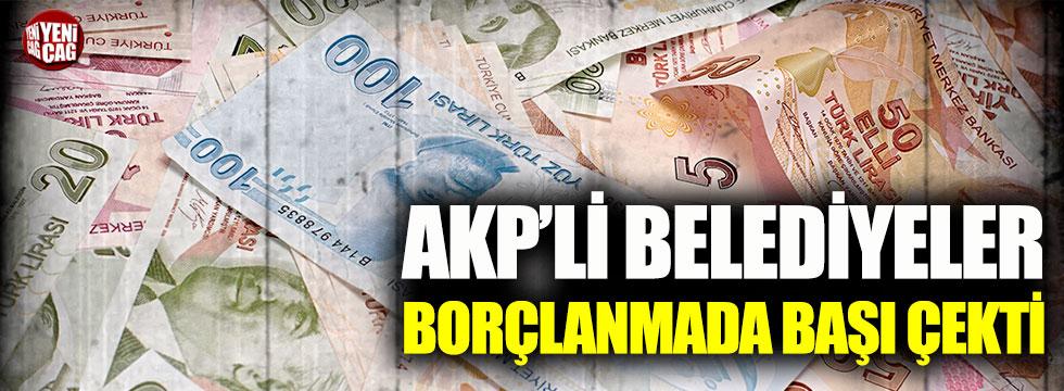 İller Bankası'na en fazla AKP'li belediyeler borçlu