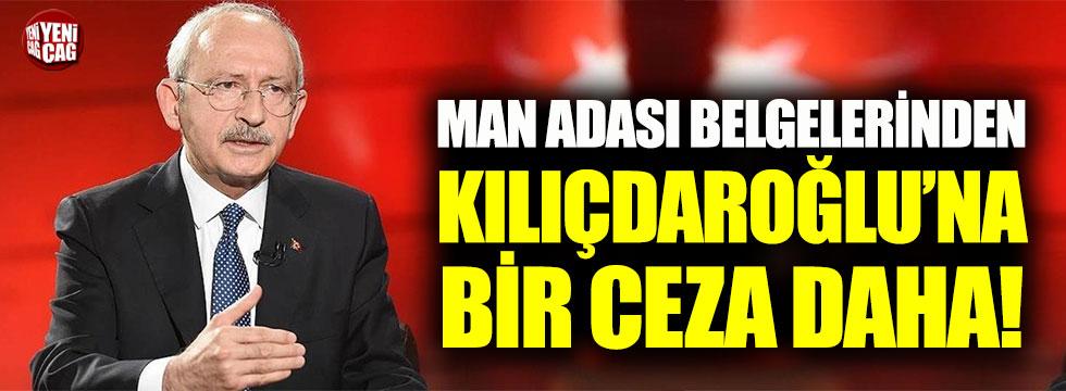 Kılıçdaroğlu'na bir 'Man Adası' tazminatı daha
