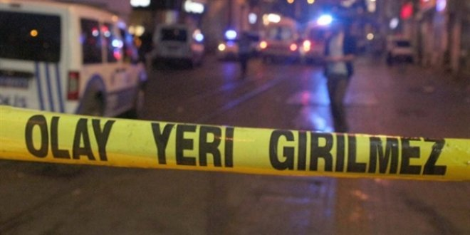 Fatih'te silahlar patladı