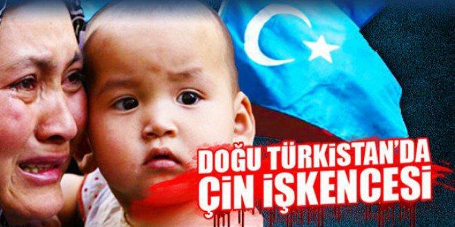 İYİ Parti Doğu Türkistan için toplanıyor