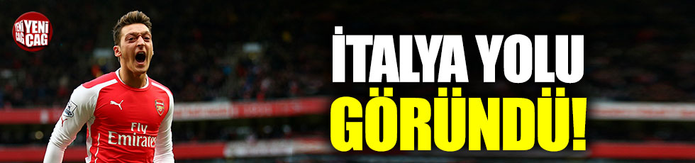 Mesut Özil'e Inter talip oldu