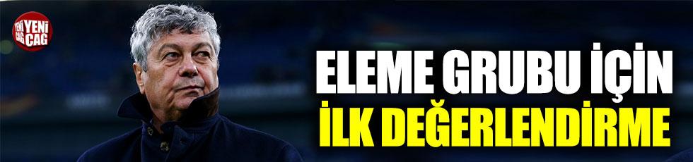 Mircea Lucescu'dan Euro 2020 eleme grupları değerlendirmesi
