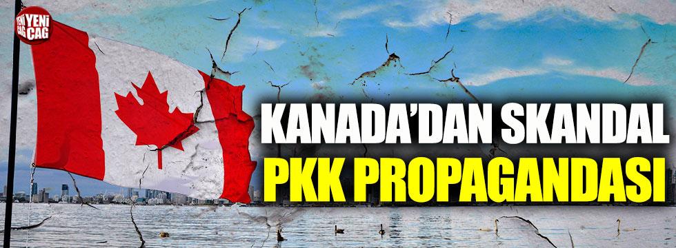Kanada'da skandal PKK haberi