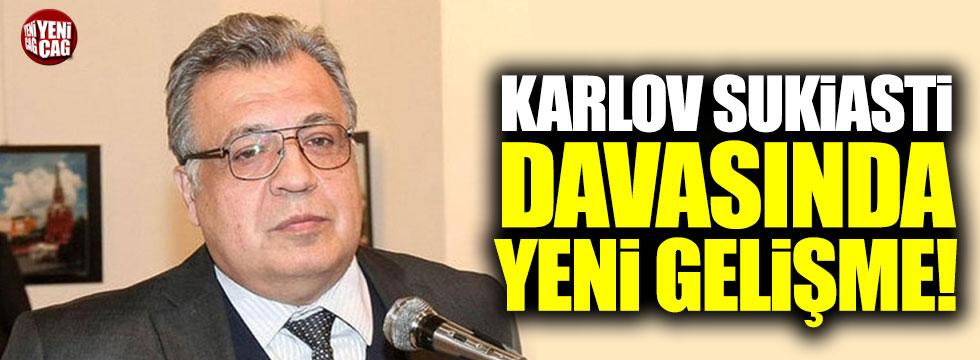 Karlov suikastı iddianamesi kabul edildi