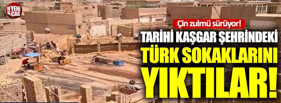 Çin hükümetinin Uygur Türklerine zulmü sürüyor