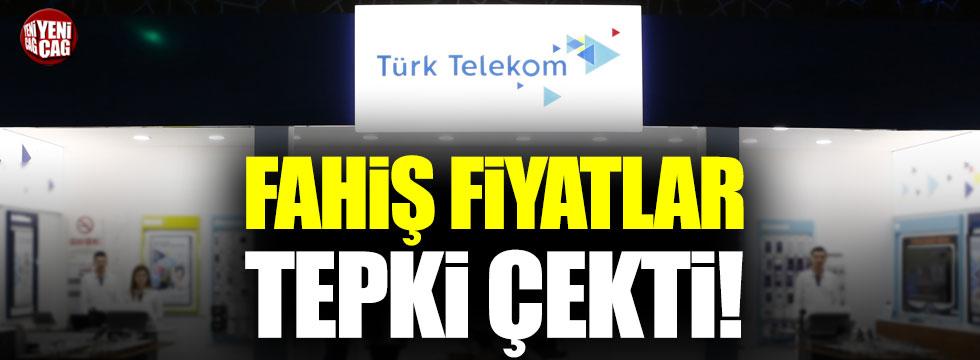 Türk Telekom, kotasız internet tarifeleri ne kadar?