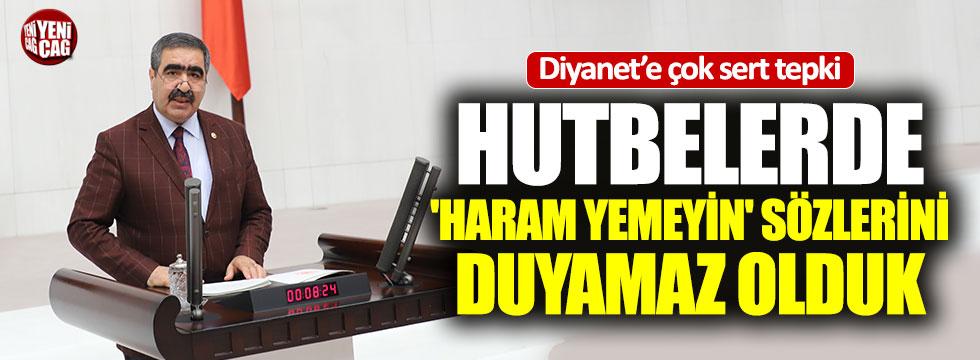 İYİ Partili Oral'dan Diyanet İşleri Başkanı Erbaş'a sert eleştiri