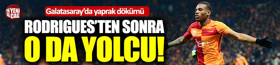 Galatasaray'da yaprak dökümü! Rodrigues'ten sonra Maicon da yolcu!