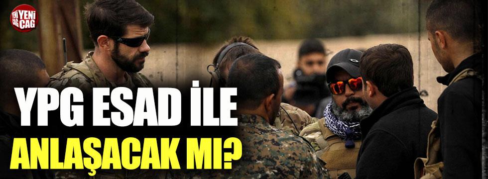 YPG'nin amacı Esad ile anlaşmak