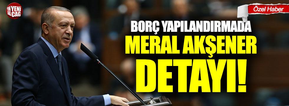 Erdoğan, Meral Akşener'in o vaadini hayata geçiriyor