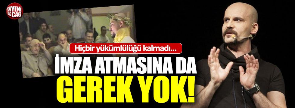 Atalay Demirci'nin imza zorunluluğu kaldırıldı