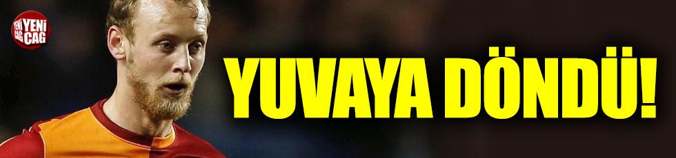 Semih Kaya Galatasaray'da