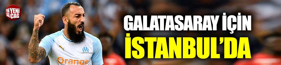 Mitroglou, Galatasaray için İstanbul'da
