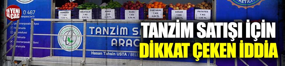 Barış Yarkadaş: Tanzim satış noktaları günde ortalama 200 bin lira zarar edecek