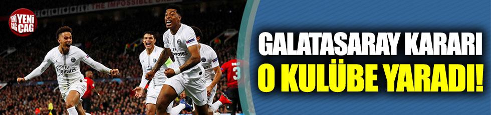 CAS'ın Galatasaray kararı PSG'ye yaradı