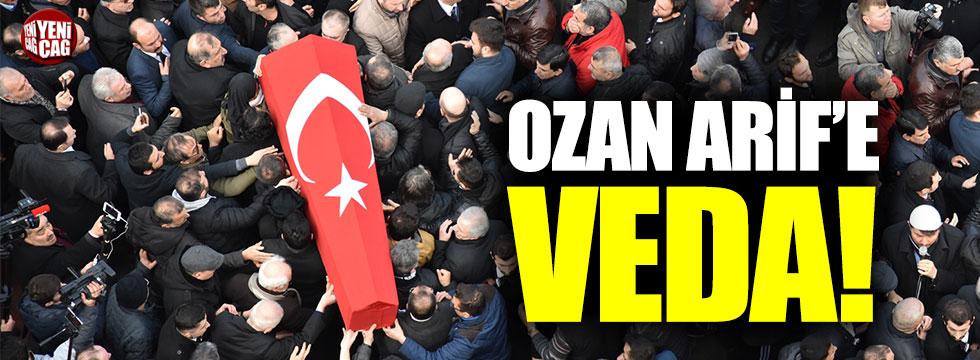 Ozan Arif ebediyete uğurlandı