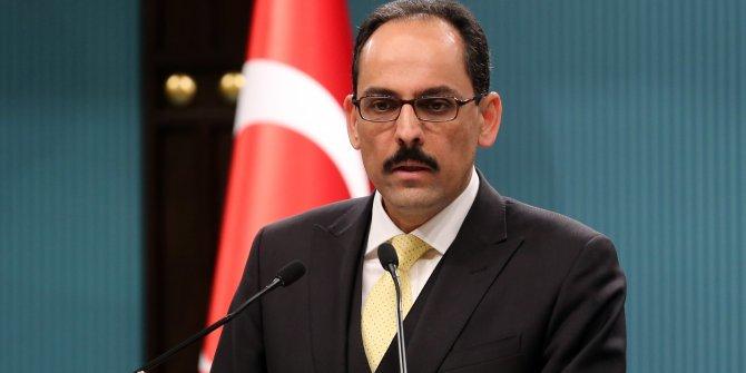 Cumhurbaşkanlığı Sözcüsü İbrahim Kalın'dan Azerbaycan'a saldıran Ermenistan'a sert tepki