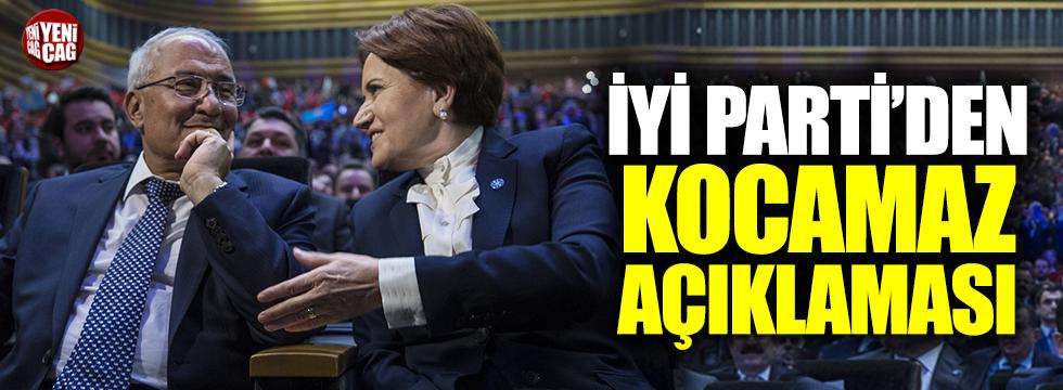 """Lütfü Türkkan: """"Kocamaz aday olacak"""""""
