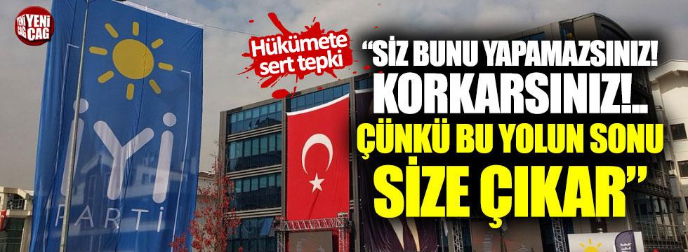 """Cihan Paçacı hükümete yüklendi: """"Korkaksınız!.."""""""