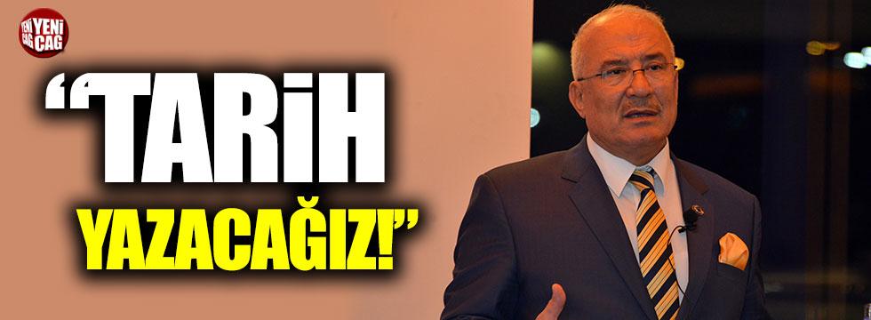 """Burhanettin Kocamaz: """"Mersin'in üzerine oyun oynandı"""""""