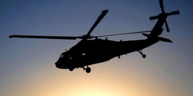Tunceli'de polis helikopteri zorunlu iniş yaptı