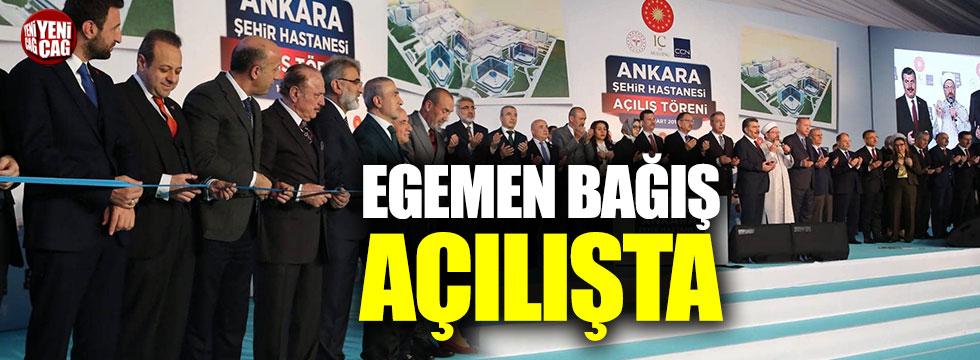 Egemen Bağış AKP programlarında