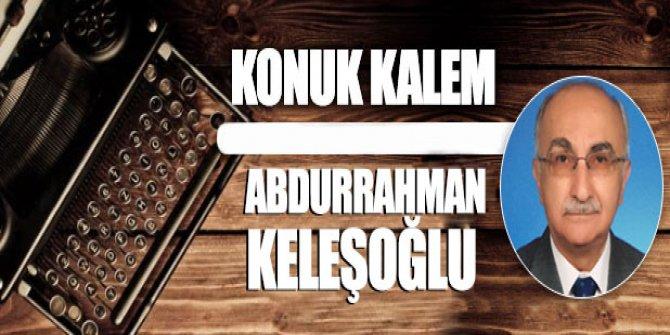 Kıbrıs Adası Türkiye'nin çalınmış ebedi vatan toprağıdır / Abdurrahman Keleşoğlu