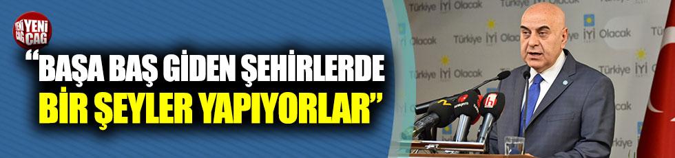 """Cihan Paçacı: """"Başa baş giden şehirlerde bir şeyler yapıyorlar"""""""