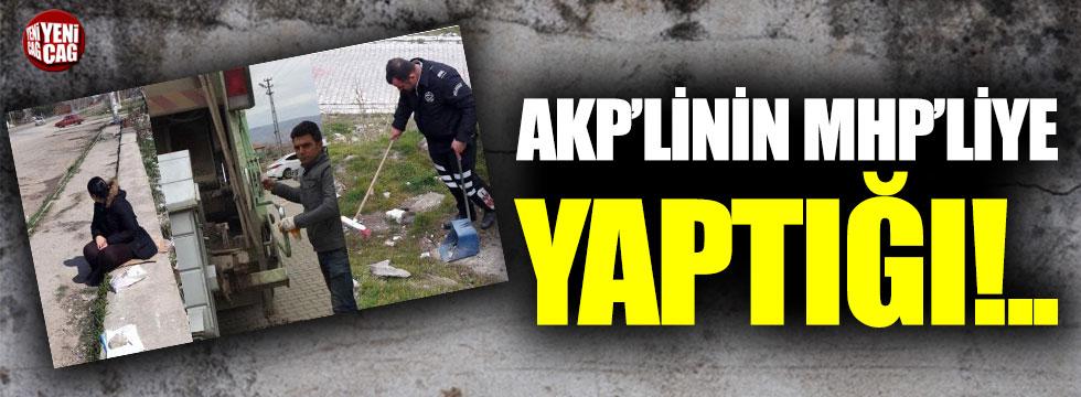 AKP'li başkanın ilk icraatı: Yoldan geçen araçları saydırdı