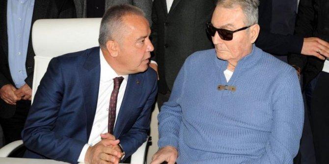 Deniz Baykal ilk ziyaretini Antalya'ya yaptı