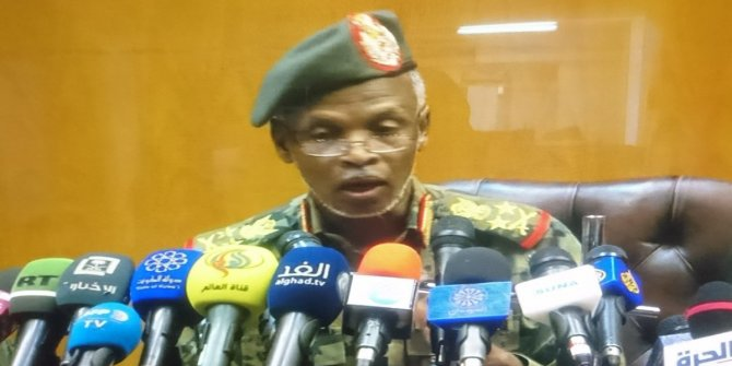 Sudan Askeri Konseyi'nden açıklama
