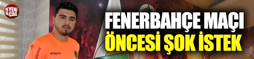 Ozan Tufan'dan Fenerbahçe maçı öncesi şok istek