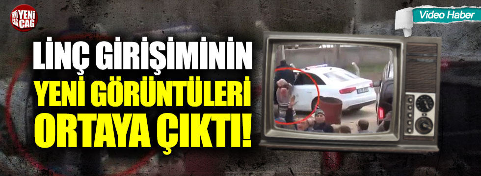Kılıçdaroğlu'na linç girişiminin yeni görüntüleri ortaya çıktı!