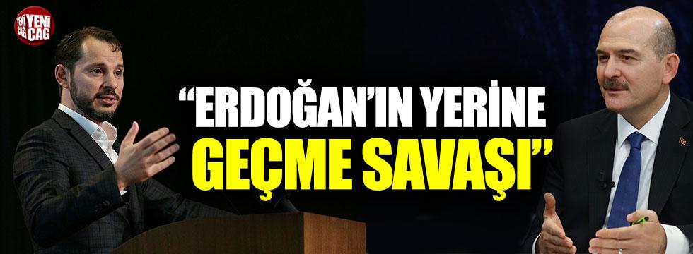 """""""Erdoğan'ın yerine geçme savaşı"""""""