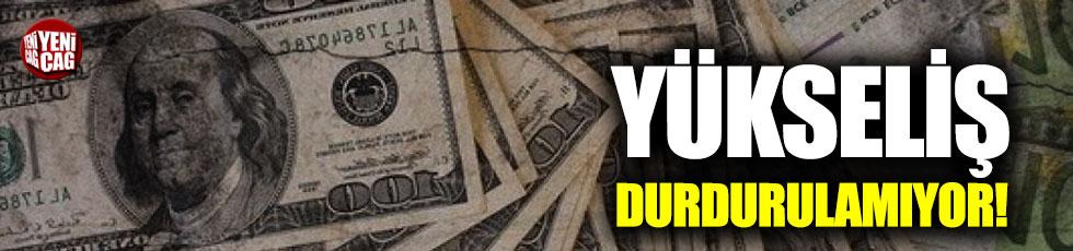 Dolar yukarı yönlü başladı